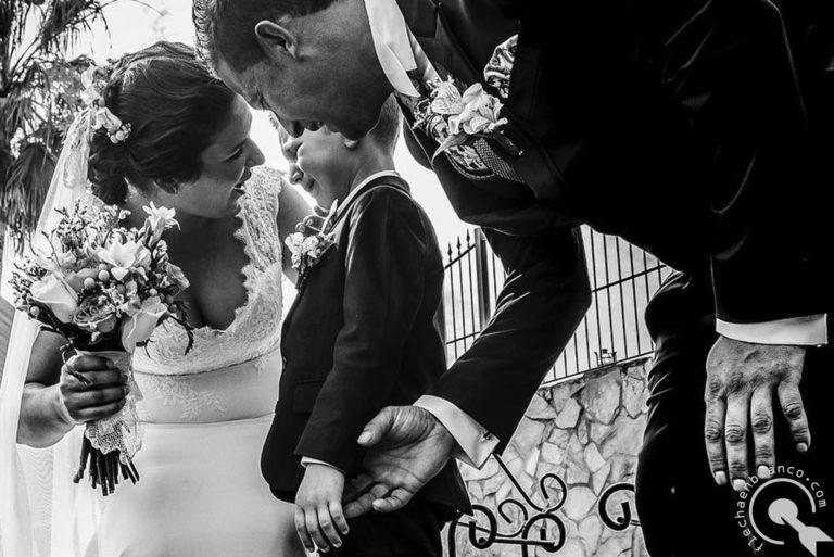 wedding photographer in Badajoz