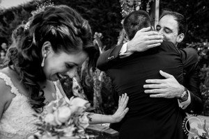 wedding documentary photographer in Burgos, Spain