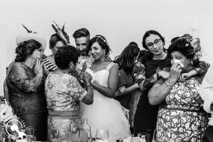 wedding documentary photographer in Mérida, Spain