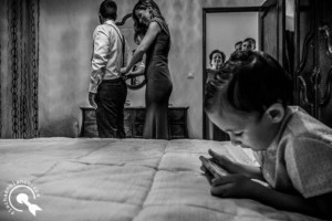 wedding documentary photographer in Badajoz, Spain