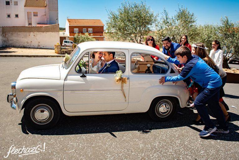 wedding photographer in Ciudad Real