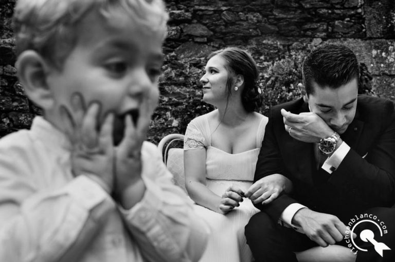 wedding photographer in La Coruña