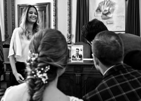 wedding documentary photographer in Guadalajara, Spain