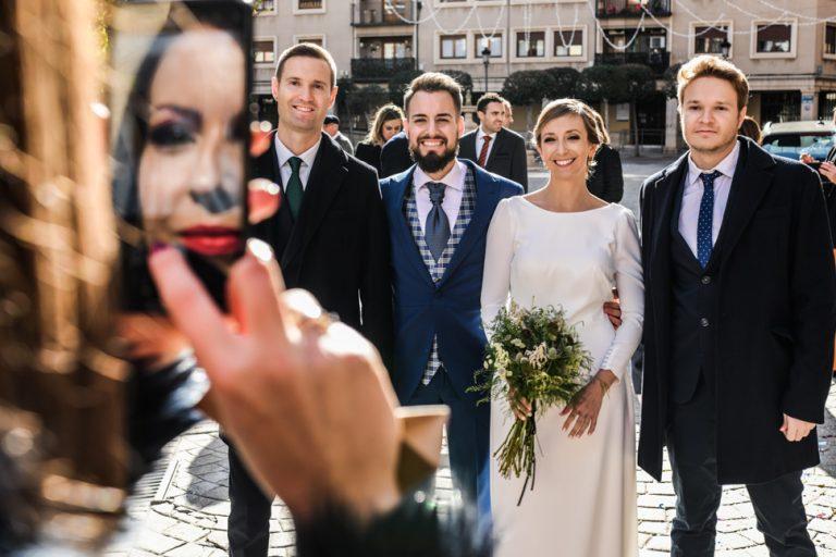 wedding photographer in Albacete