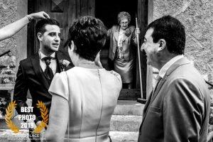 wedding documentary photographer in Santander, Country