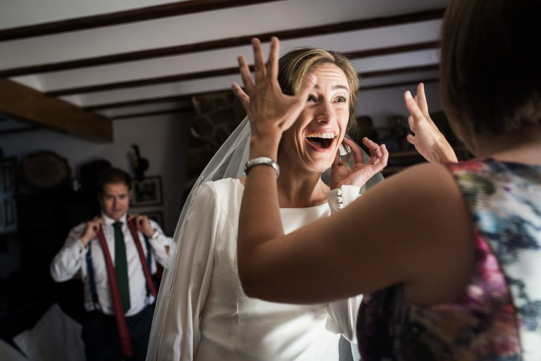 wedding photographer in Peralta