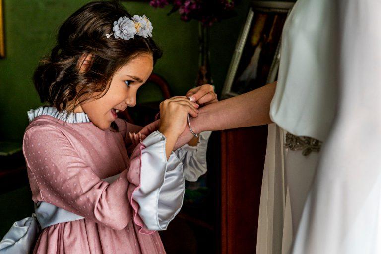 wedding photographer in Jaén