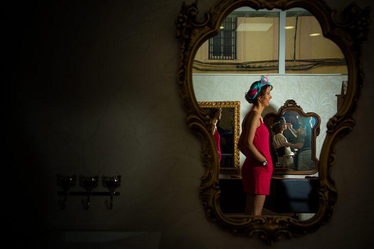 wedding photographer in Las Pedroñeras