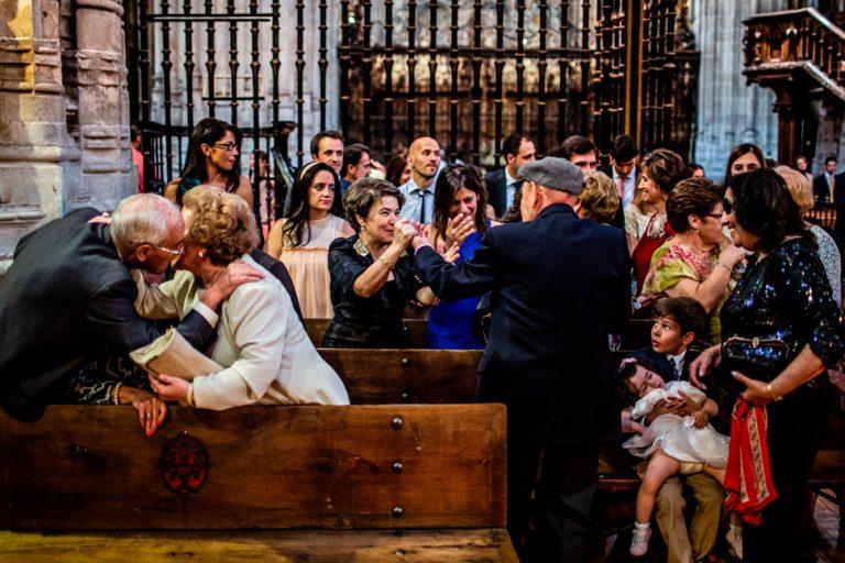 wedding photographer in Salamanca