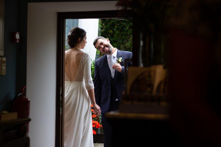 wedding photographer in Vigo