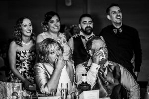 wedding documentary photographer in Santander, Spain