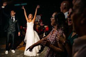 wedding documentary photographer in Zamora, Spain
