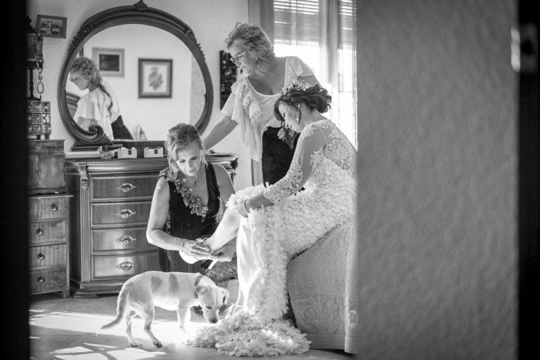 wedding photographer in Huelva