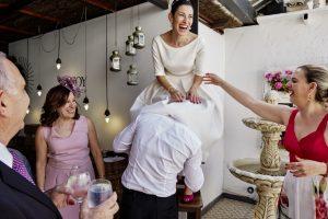 wedding documentary photographer in Alcoy, Spain
