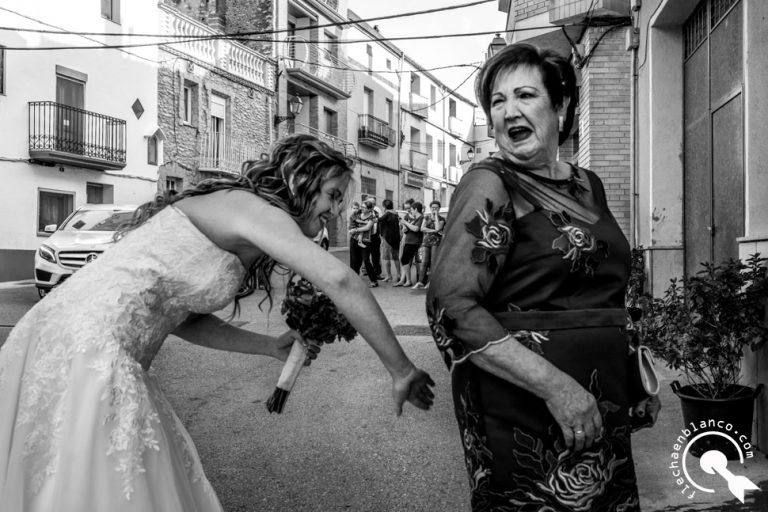 wedding photographer in Tortosa