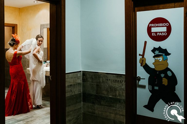 wedding photographer in Salamanca