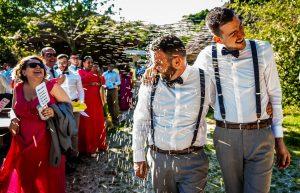 wedding documentary photographer in Ponferrada, Spain