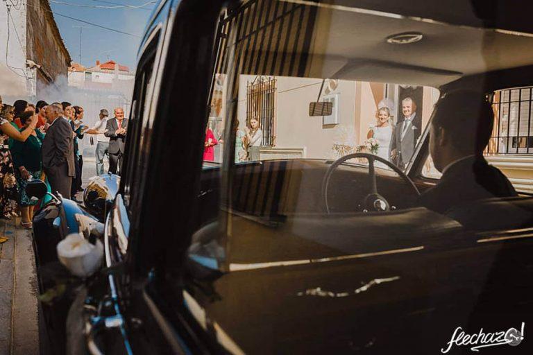 wedding photographer in Tomelloso