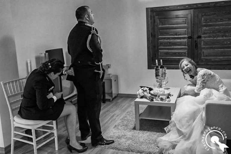wedding photographer in Zamora