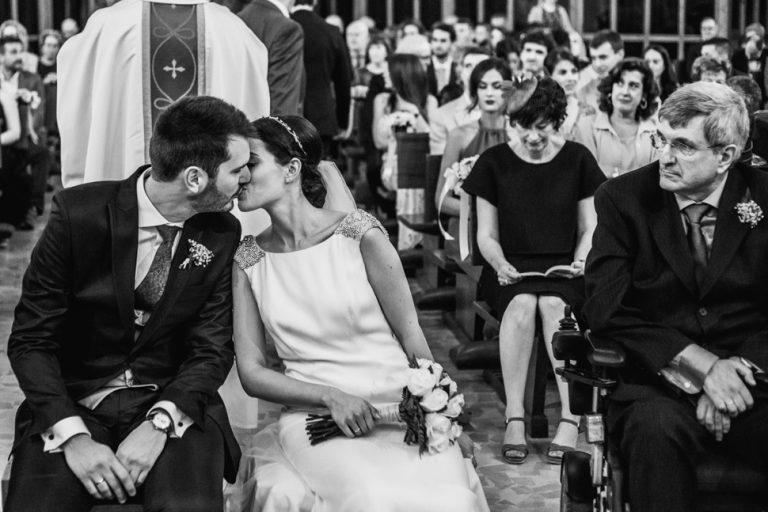 wedding photographer in Zaragoza