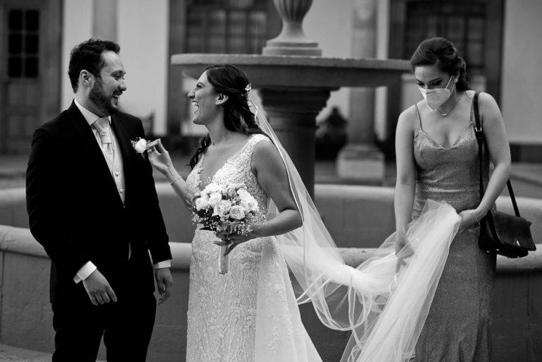 wedding photographer in San Luis de Potosí