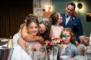 wedding documentary photographer in Pamplona, Spain