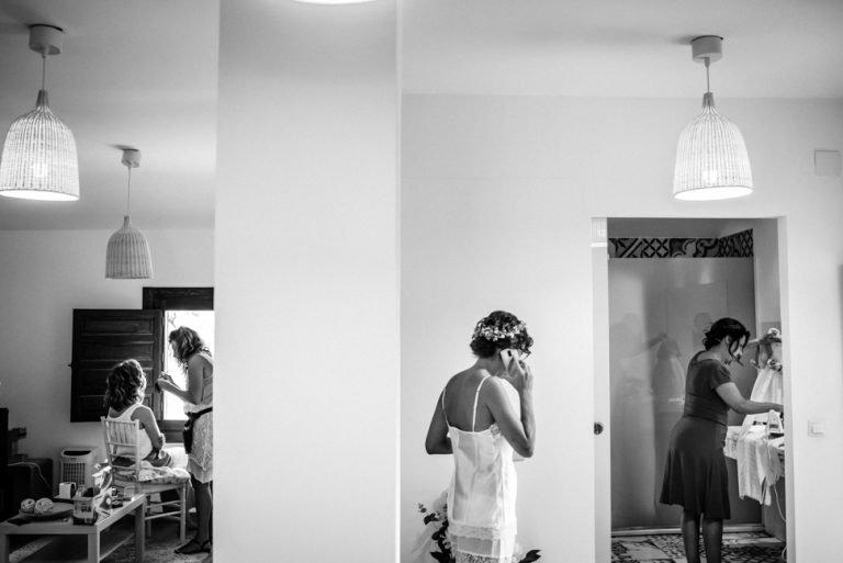 wedding photographer in Ponferrada